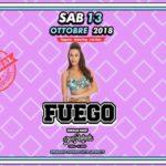Il Sabato sera dell'Italghisa è Fuego – la One Night a Reggio nell'Emilia
