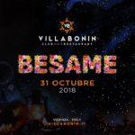 La notte di Halloween a Villa Bonin è Besame