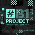B1 project presenta Dj Ralf and Miki all'Hangar Club