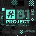 B1 project presenta Dj Ralf and Miki all'Hangar Club