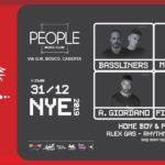 Capodanno 2019 firmato Angels of Love al People Music Club – Caserta