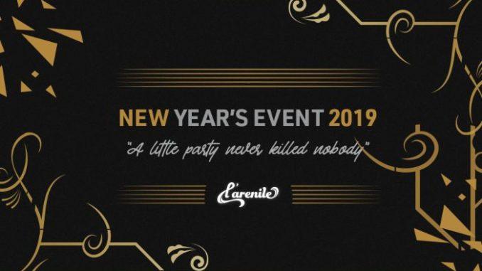 Decorazione Bagnoli : New year s event il capodanno esclusivo dell arenile di bagnoli