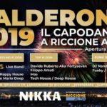Calderone 2019 – Il Capodanno del Nikka Club con la band JBees – Riccione