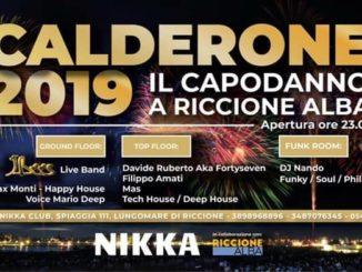 Capodanno Nikka Riccione