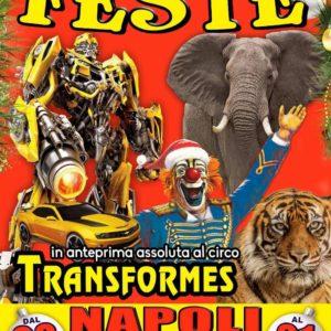 Transformers a Napoli
