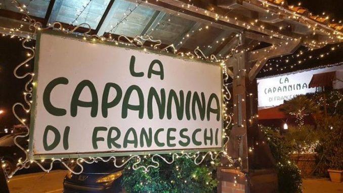 Weekend Capannina