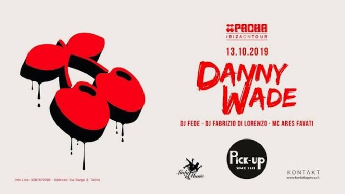 Pacha On Tour Pick Up Torino