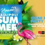 Amamè Live Club – Gallipoli: 21 e 24/06 Gasolina, 22/6 Just Hit!, 23/6 1990 vs 2000