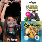Praja Gallipoli Opening Weekend: 19/6 Big Mama 20/6 Mark Lanzetta