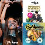 Praja Gallipoli Opening Weekend: 19/6 Big Mama 20/6 Mark Lanzetta