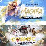 Villa Bonin Club & Restaurant: 7/8 Magika, 8/8 Cosmic