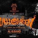 Alberto Salaorni & Al-B.Band: Halloween La Dinastia Restaurant – Ponti sul Mincio (MN)