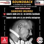 Sandro Murru Kortezman: diretta social sabato 27/3 per regalare musica ed energia