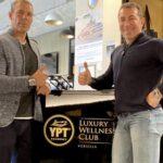 The Cliff & Luxury Wellness Club: Lugano diventa più italiana, grazie a Manuel Dallori e Massimo Alparone