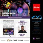 Time for Music, il programma musicale di DiTutto, ospita Paolo M