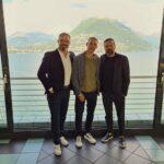 The Cliff, la firma di Style & Design e l'inizio dei lavori. Il sogno prende vita a settembre 2021 a picco sul Lago di Lugano