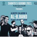 Il 05/06 Alberto Salaorni & Al-B.Band live al Relais Corte Cavalli – Ponti sul Mincio (MN)