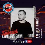 Nasty Juice Radio Show: il prossimo 8 luglio in live streaming su Crop of Music Radio c'è Dangeli!
