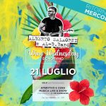 Alberto Salaorni & Al-B.Band @ Signorvino Affi (VR) il 21 luglio