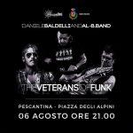 Il 6 agosto 2021 The Veterans of Funk (Daniele Baldelli, Al-B.Band) a Pescantina (Verona)
