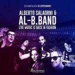 31/10 Alberto Salaorni & Al-B.Band @ Aquardens – Terme di Verona