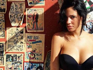 Nella foto Giulia De Lellis