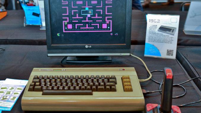Il mitico Commodore 64