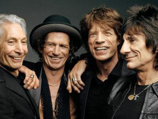 Nella foto i Rolling Stones