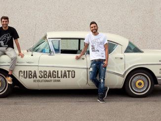 Nella foto Manuel e Francesco di Cuba Sbagliato