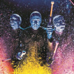 Due settimane al debutto del Blue Man Group