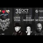 "Martedì 31 ottobre ""Angels of  Love"" presenta KINGS OF HOUSE NYC"