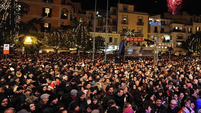 Capodanno in piazza (foto presa da Google)
