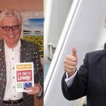 """Alberico Lemme: """"Donald Trump si ispira a me, copia anche i miei gesti!!!"""""""