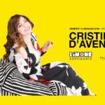 Cristina D'Avena a Villa Bonin per il party Limone Arrogante