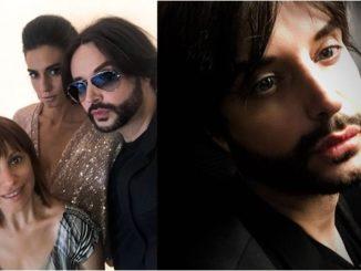 gabriele fiorucci bucciarelli. Nella foto da sinistra, Emilia Clementi e Gabriele Fiorucci Bucciarelli insieme ad una modella