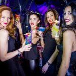 Party al Just Cavalli Milano per il Gp di Monza