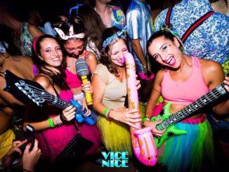 Party Vice in Nice al Mia Clubbing