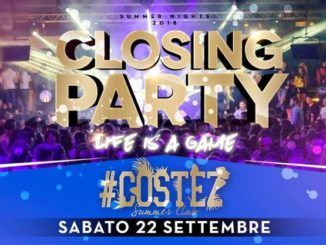 Costez Summer closing