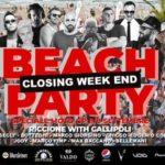 Samsara Beach Riccione – Closing Party: un weekend di emozioni