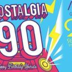 Nostalgia '90 fa tappa all'Artis Garden di Foggia