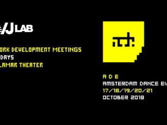 Vj Lab Booking Agency all'Ade di Amsterdam