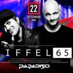 Eiffel 65 alla discoteca Paradiso – Brescia