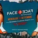 Summer Closing Party al Setai con Face 2 Face