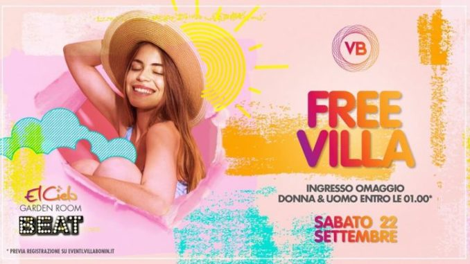 Villa Bonin Free