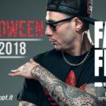 Fabri Fibra: -2 giorni per il mitico Halloween alla Capannina