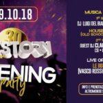 History – over30 – Gran Opening Party! Gli anni 70 80 90 all'Altromondo Studios Rimini