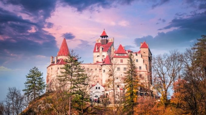 andrea vento . Viaggi di Notte - Castello di Dracula