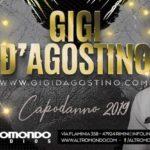 Altromondo Studios ANNUNCIA!! Capodanno 2019 con Gigi D'Agostino!