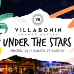 Villa Bonin Club & Restaurant‎: Under the Stars 26 e 27 giugno 2020
