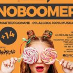 No Boomer @ Beefly – Loano (SV) by Golden Group: 0% alcool, 100% musica chi ha 14 – 18 anni
